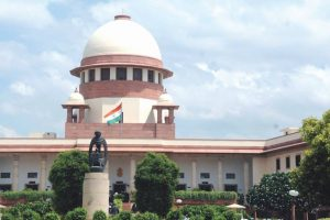 5-judge Supreme Court bench to hear Ayodhya case