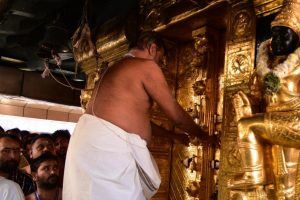 Sabarimala tantri given 15 days to explain why 'purification' ritual