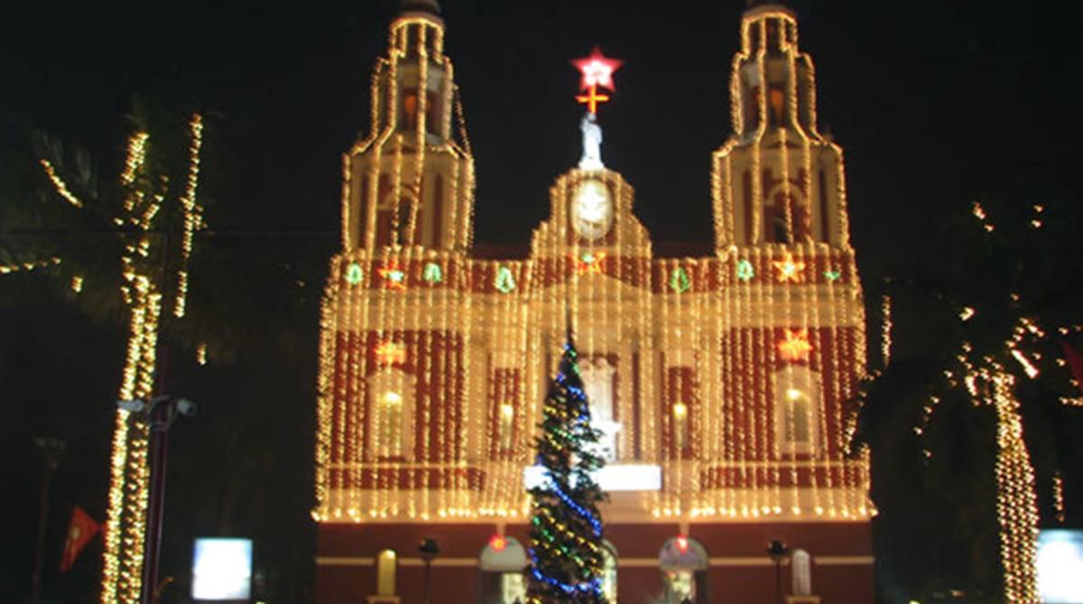 Delhi Christmas, Christmas, Sacred Heart Cathedral, Father Augtistine Kuriapilly, Fatehpur Sikri, Akbar, Fr Luke Vannucci, St Mary's Church, Delhi