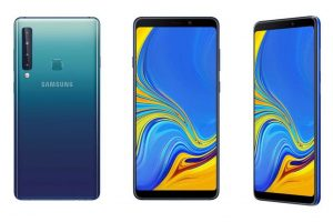 Samsung Galaxy A9 review: A heavy camera phone