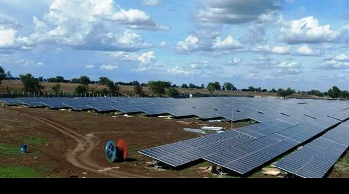 Samsung Bengaluru, Solar energy, Solar farm, Kalburgi district, Karnataka, Bengaluru, Samsung