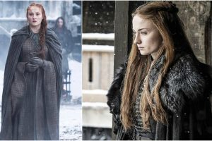 Game of Thrones 8: Hidden clue in Sansa Stark's hairstyle