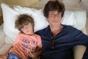 Is AbRam the reason Shah Rukh Khan is not donning director's hat?