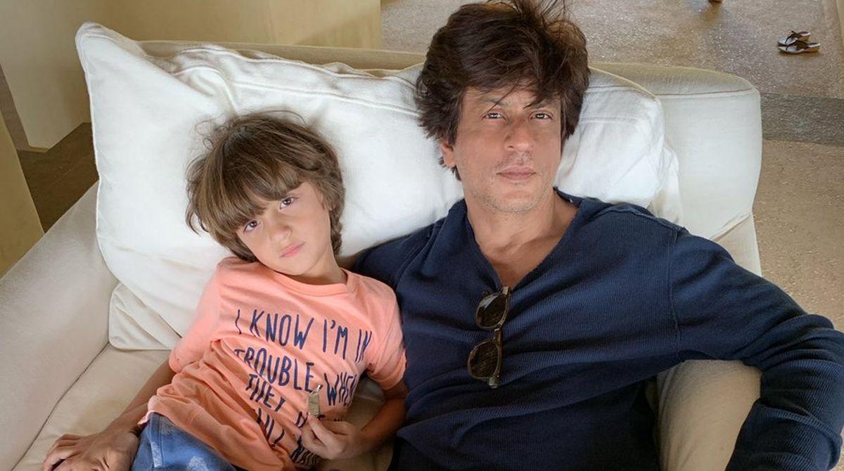 Shah Rukh Khan, AbRam Khan, Zero, Saare Jahaan Se Achcha