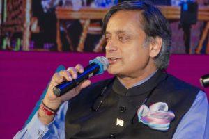 UPA-III is far more likely than NDA-III: Shashi Tharoor in Kolkata