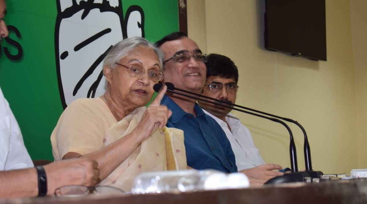 Delhi has not been the same since Congress lost power: Sheila Dikshit