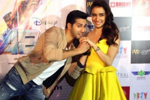 Shraddha Kapoor reunites with Varun Dhawan for Remo D'Souza's next