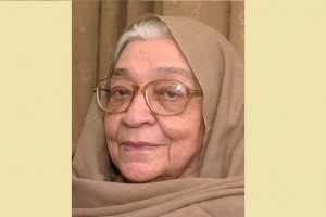 Noted Hindi author Krishna Sobti dies days before 94th birthday