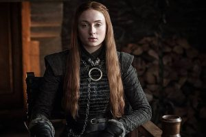 "Game of Thrones: Sophie Turner has already revealed the ending to ""a few"""
