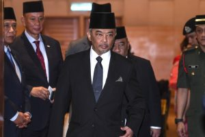 Malaysian state chooses new sultan, expected to be elected king