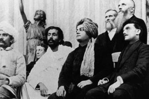 Swami Vivekananda and his mission to the West