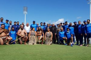 India vs New Zealand: Team India receive special welcome by Maori community at Bay Oval