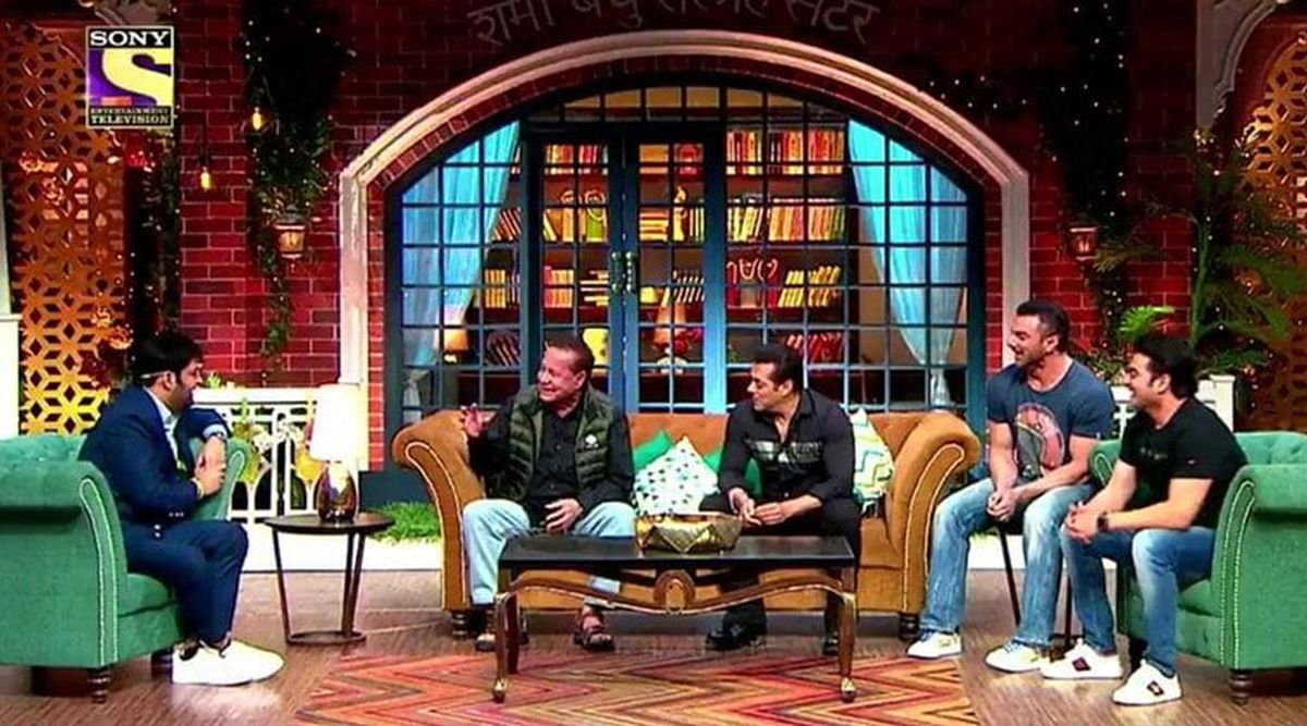 The Kapil Sharma Show: Salman Khan reveals how Sanjay Dutt