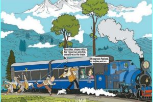 From Howrah to Darjeeling, Tintin stays on in Bengal