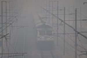 At least 10 trains delayed as dense fog engulfs Delhi-NCR