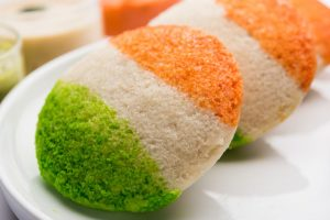 Republic Day 2019 special recipe: Tricolour rava idli dhokla