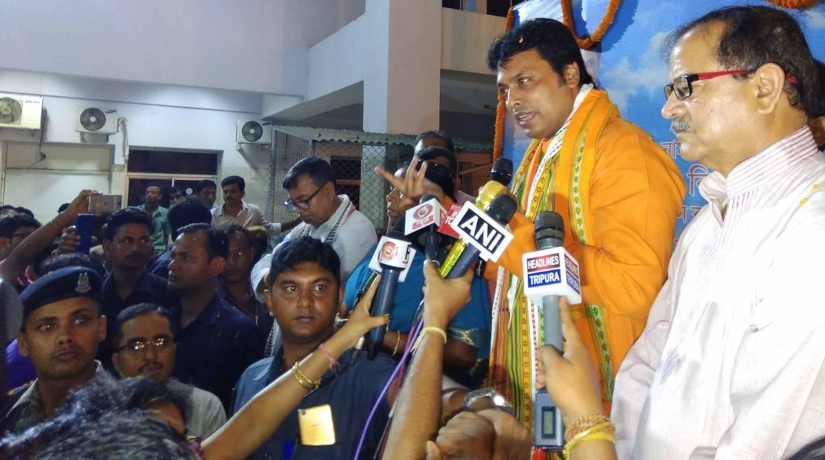 Blight on BJP's victory