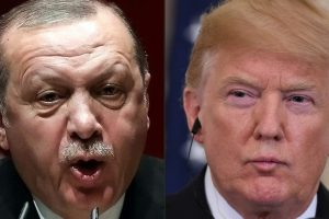 Trump, Erdogan agree to pursue a negotiated solution for northeast Syria: WH