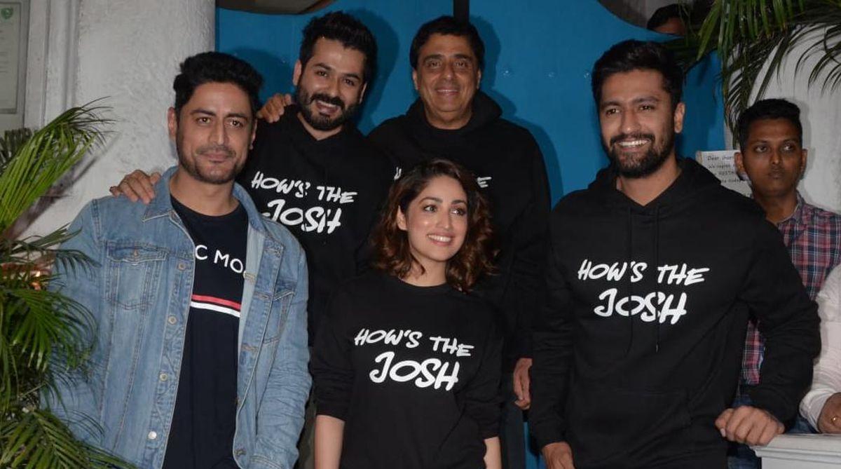 Vicky Kaushal, Yami Gautam's Uri continues winning streak