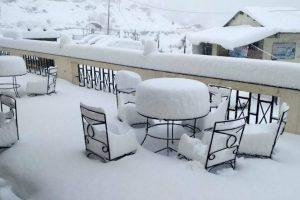 Heavy snowfall, rain affect normal life in Uttarakhand