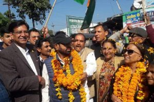 Congress starts second phase of 'Parivartan Yatra' in Uttarakhand