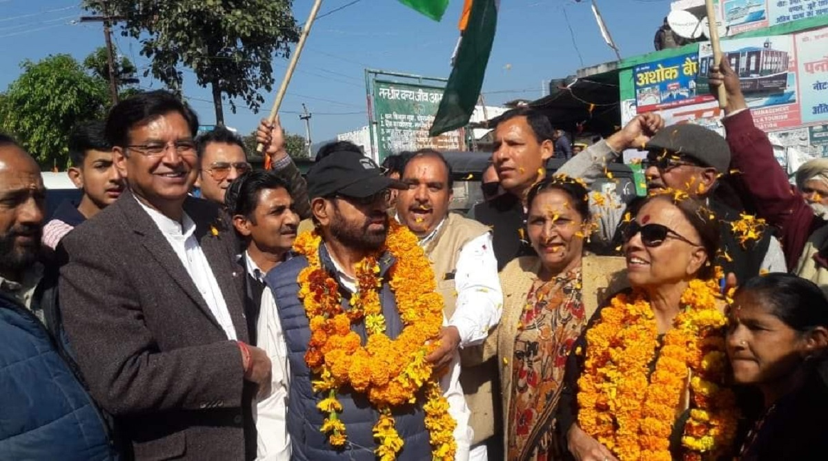 Congress Parivartan Yatra, Uttarakhand, Dehradun, Uttarakhand Congress, Congress, 2019 Lok Sabha elections, Harish Rawat, Pritam Singh