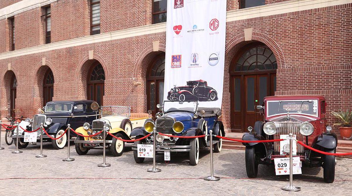 Statesman Vintage & Classic Car Rally in Kolkata on 3 February, Delhi edition on 10 February