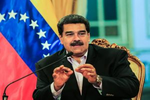 US imposes sanctions on Venezuela's state oil company to hit President Nicolas Maduro