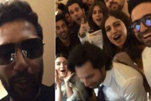 How's the josh? Bollywood celebs promote Vicky Kaushal's URI | See video