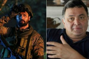 Uri terrific warfare film, exults Rishi Kapoor