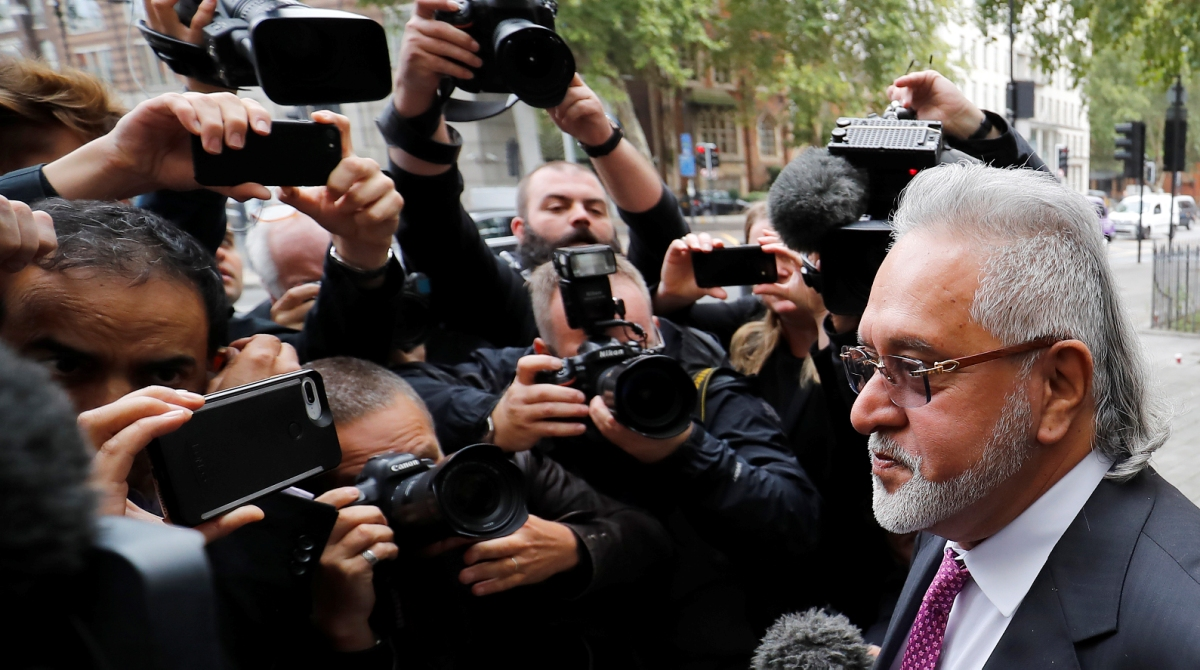 Vijay Mallya, First tycoon, Fugitive offender, Fugitive Economic Offenders Act
