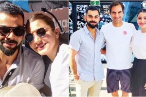 Watch | Virat Kohli describes his fanboy moment with Roger Federer