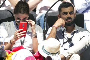 India vs New Zealand | Watch: Virat Kohli, Anushka Sharma welcomed with loud cheers in Auckland