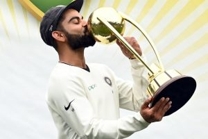 ICC Team of the Year | Virat Kohli named captain of both ICC Test and ODI teams
