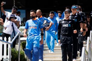 India vs New Zealand | Our challenge is to build partnership at top in next games: NZ coach