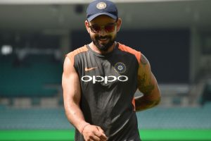 Can't be daunted by 300-plus scores in New Zealand: Kohli