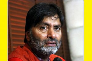 JKLF chairman Yasin Malik arrested in Srinagar