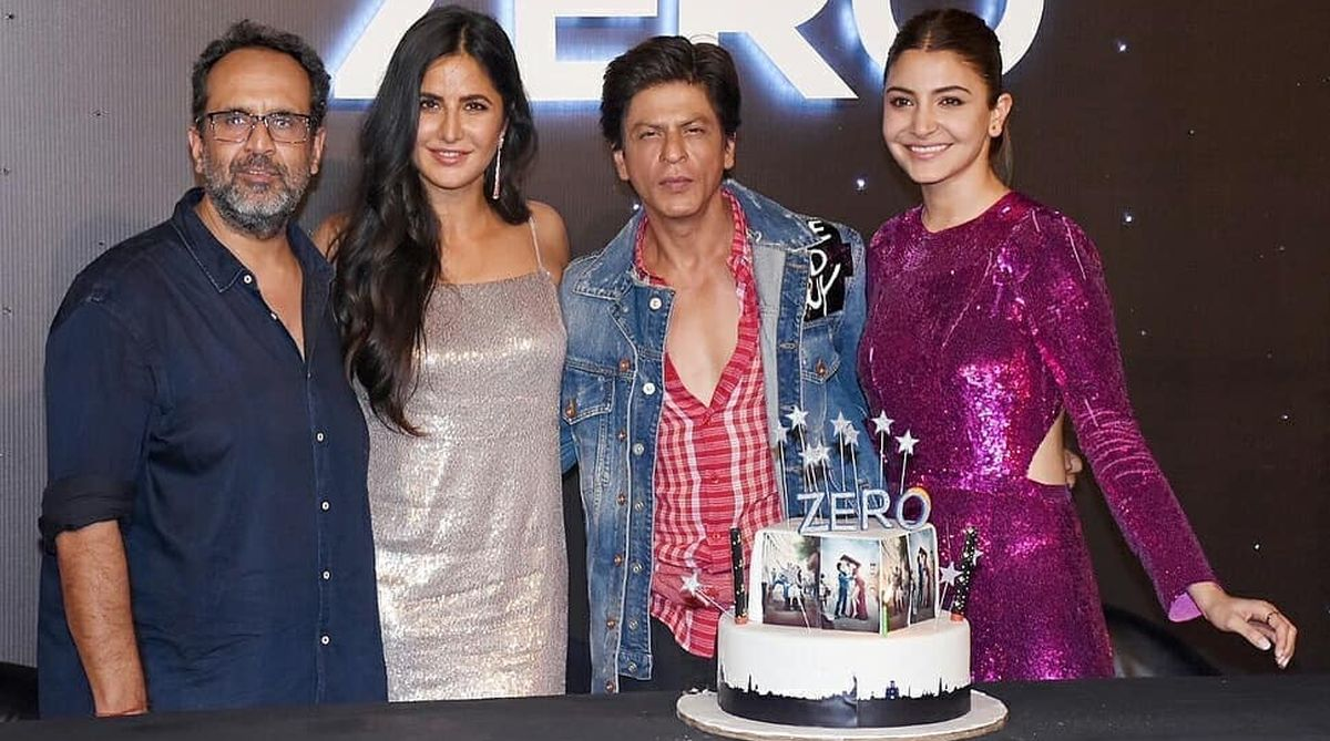 I won't say I am disappointed: Aanand L Rai on Shah Rukh Khan-starrer Zero