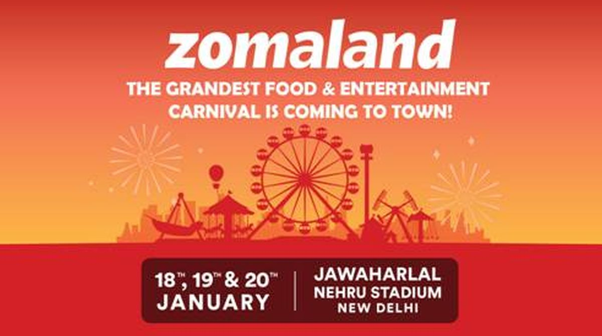 Zomaland: Zomato feast for food lovers comes to Delhi