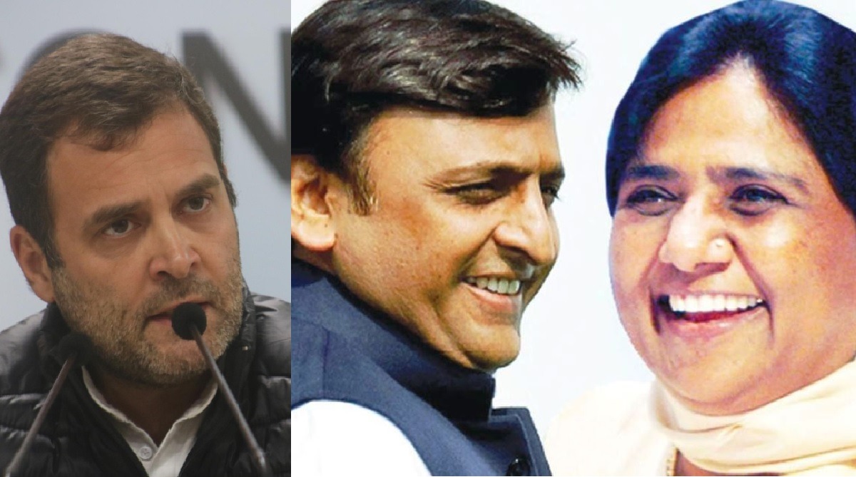 Lok Sabha Elections 2019, SP and BSP poll pact, Samajwadi Party, Bahujan Samaj Party, Congress, Akhilesh Yadav, Mayawati, Uttar Pradesh, Rae Bareli, Amethi, Sonia Gandhi, Rahul Gandhi, Chaudhary Ajit Singh, Rashtriya Lok Dal, Pragatisheel Samajwadi Party (Lohia), Shivpal Singh Yadav, Mulayam Singh Yadav