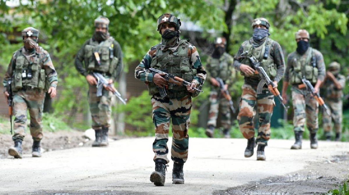 Baramulla encounter, Binner village, Baramulla district, North Kashmir