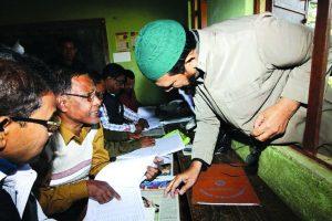 Tensions in Assam