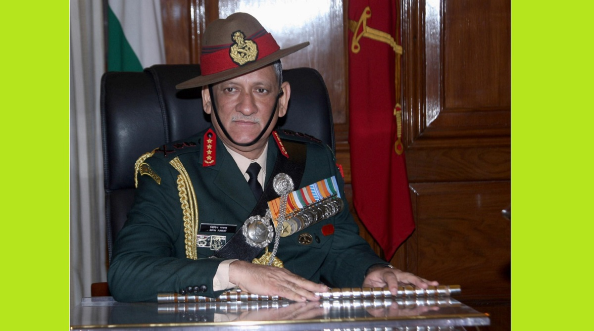 Army chief warns Pakistan of 'heavy action' for supporting terrorists