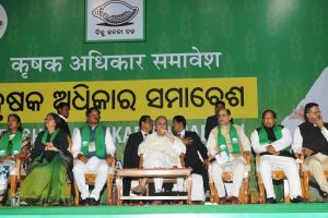 BJD not part of 'mahagathbandan,' says Naveen Patnaik