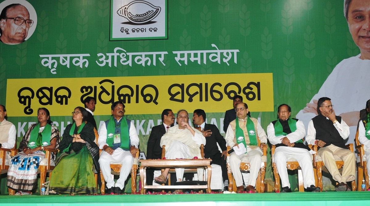 BJD not part of mahagathbandan, Naveen Patnaik, Grand alliance, Odisha, NDA, Vajpayee government, TMC, TRS, Rajnath Singh, Nitin Gadkari, K Chandrasekar Rao, Mamata Banerjee