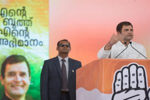 Committed to form govt that will make up for all crimes of PM Modi: Rahul in Kerala