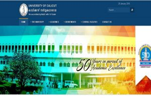 Calicut University UG and PG results declared at uoc.ac.in | Website not working properly