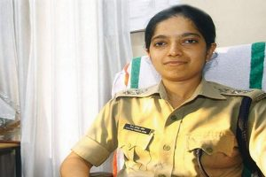 Woman cop attacked by Kerala CM for raiding CPI (M) office cleared after probe