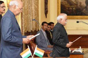 Sudhir Bhargava takes oath as ninth Chief Information Commissioner