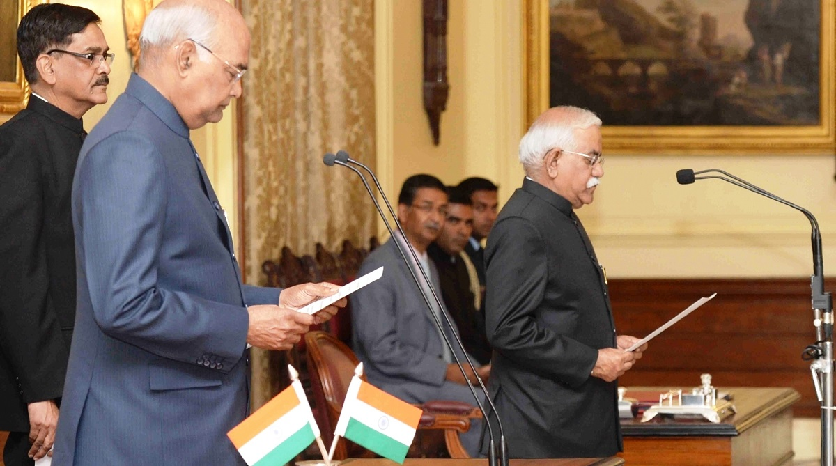 Sudhir Bhargava is new Chief Information Commissioner, Ministry of Social Justice, Ninth Chief Information Commissioner, Chief Information Commissioner, Central Information Commission, CIC, President Ram Nath Kovind, Right to Information Act